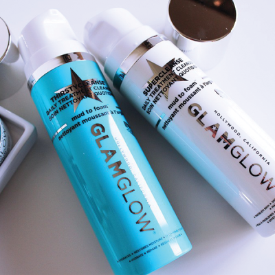 GlamGlow Super and ThirstyCleanse